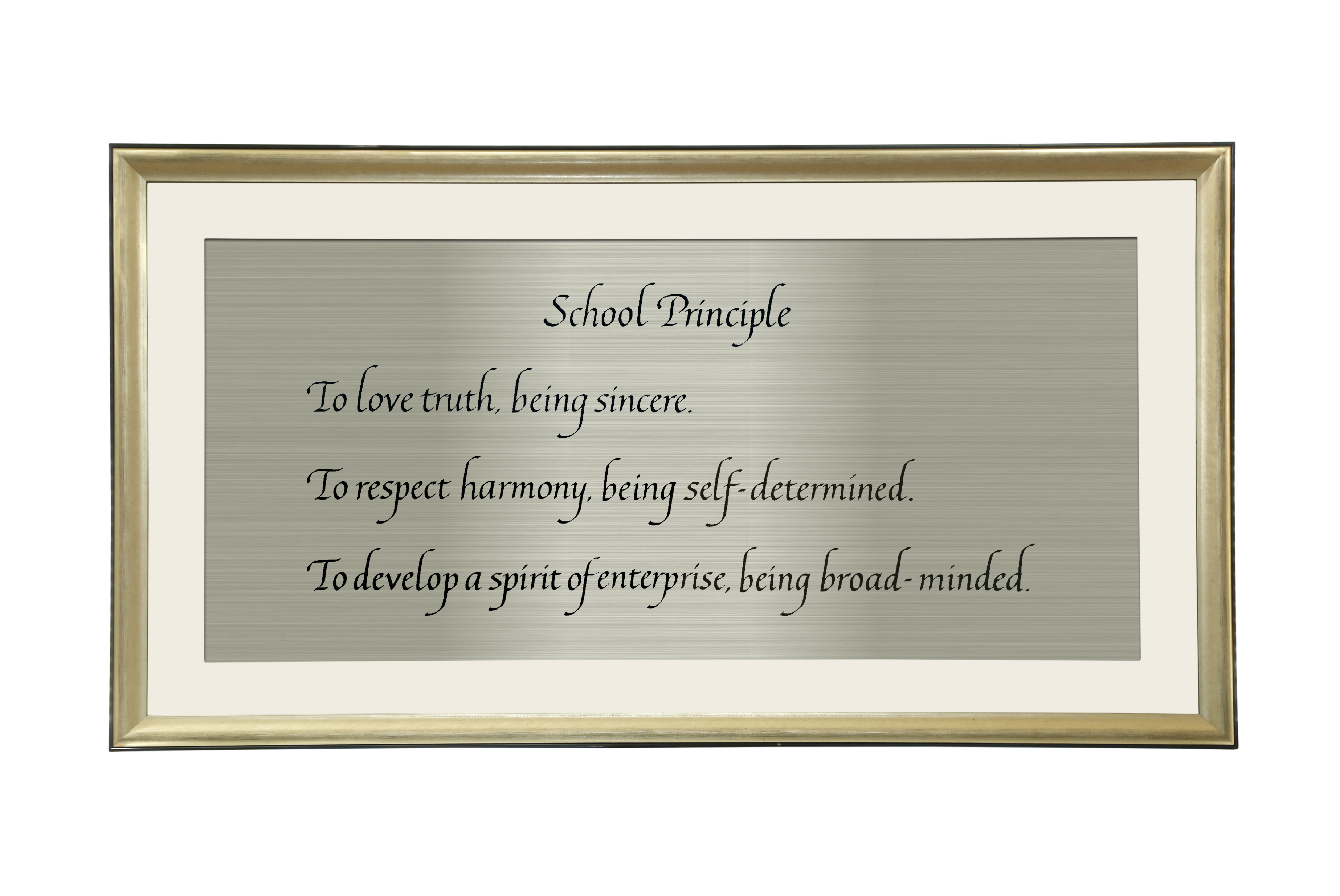 School Principle
