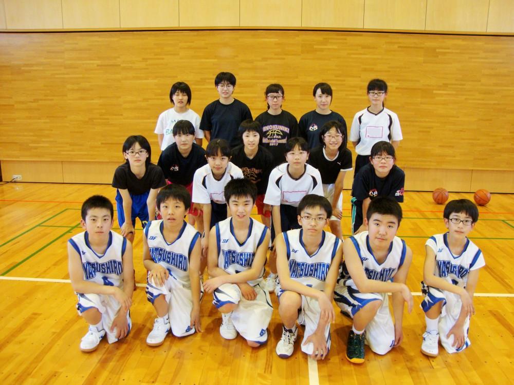 H30バスケットボール部