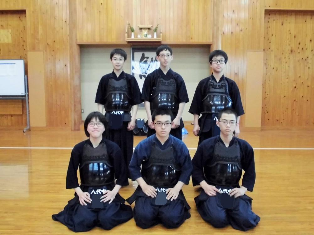 H30剣道部