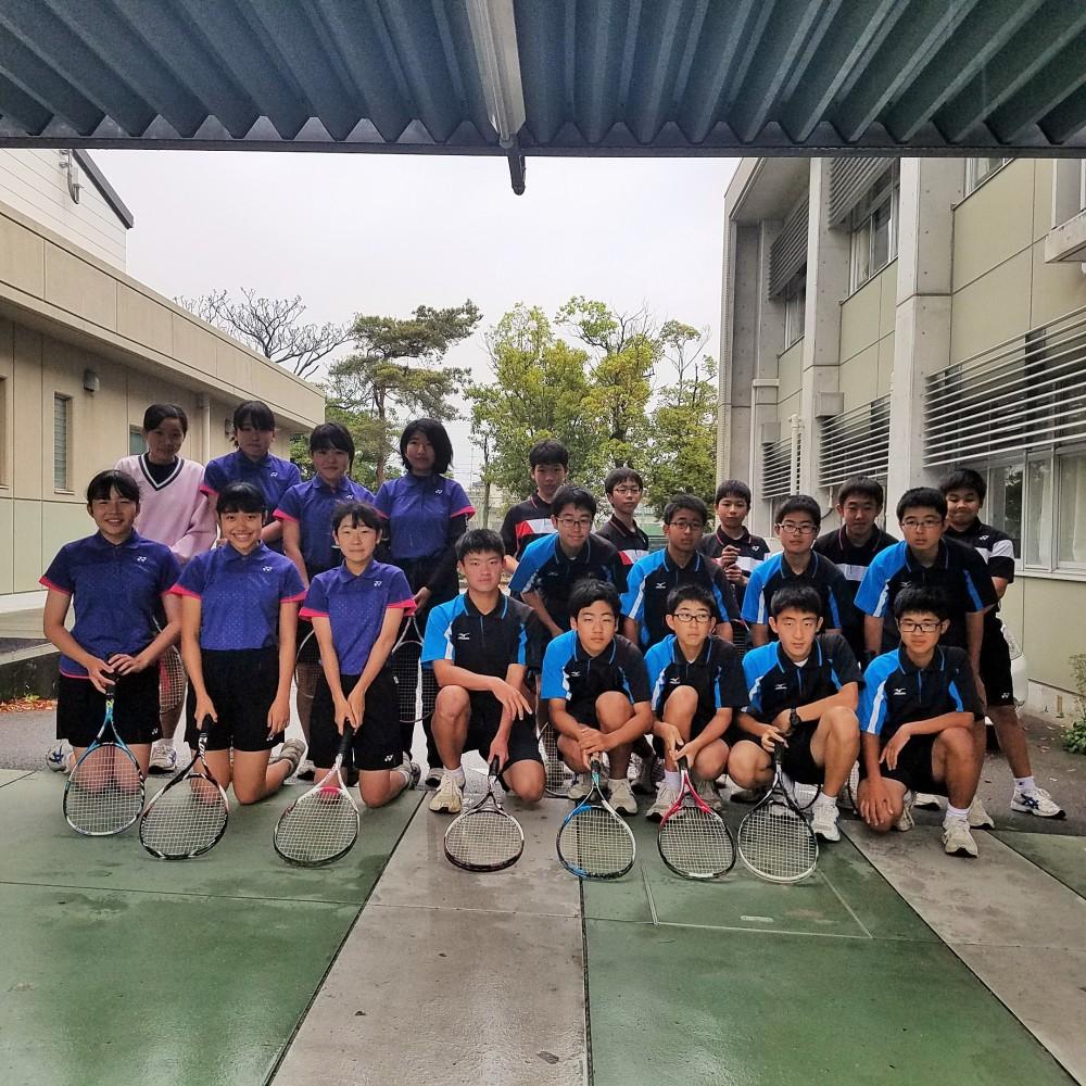 H30ソフトテニス部