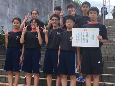 平成30年度熊本県中学校総合体育...